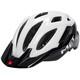MET Crossover Kask rowerowy biały/czarny